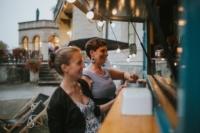 Barman na weselu Ani i Bartka