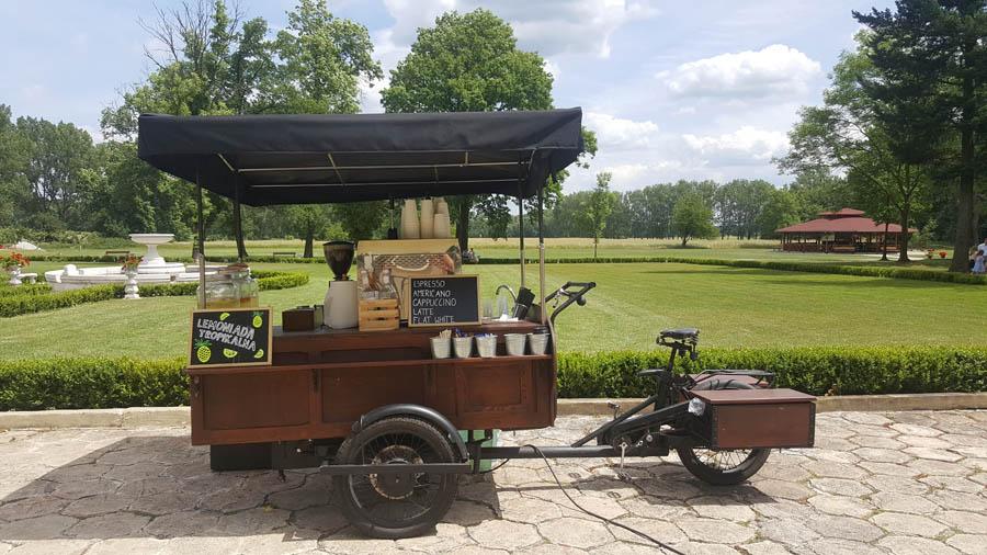 Rower kawowy