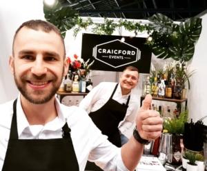 Barman na wesel Wrocław Targi ślubne