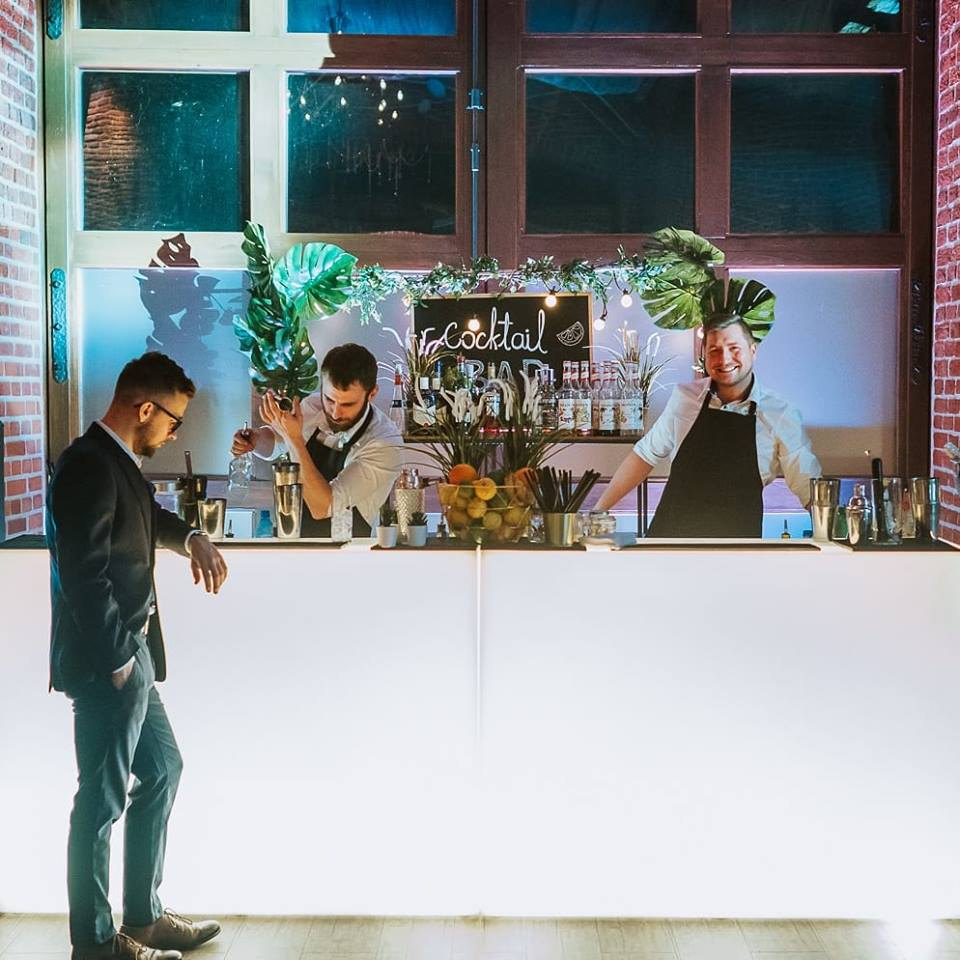 Craicford Zamek Topacz barmani